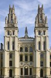 All Souls College. Oxford. England Stock Photo