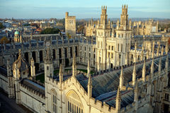 All Souls College. Oxford University, Oxford Stock Images