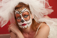All Souls Day Bride stock images