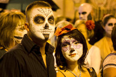 All Souls Procession in Tucson, Arizona Royalty Free Stock Photography