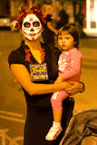 All Souls Procession in Tucson, Arizona Royalty Free Stock Photos