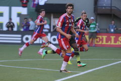 ALL-STAR- Match MLS Lizenzfreie Stockfotos