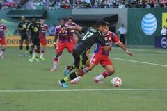 ALL-STAR- Match MLS Lizenzfreies Stockfoto