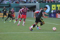 ALL-STAR- Match MLS Lizenzfreie Stockbilder
