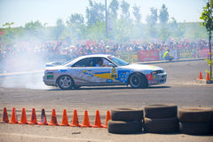 All Stars Drift at Vitantis Royalty Free Stock Images
