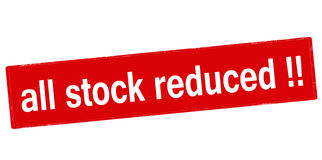 All stock reduced Stock Photography