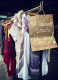 All summer stock half price Stock Image