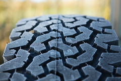 All Terrain Tyre Royalty Free Stock Image