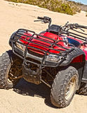 All Terrain Vehicle Stock Photography