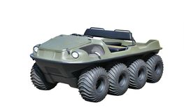 All-terrain vehicle Royalty Free Stock Photography