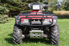 All Terrain Vehicle. Is used for work and recreation Stock Images