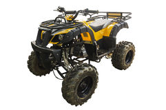 All-terrain vehicle or ATV royalty free stock photography