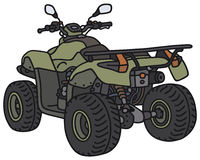 All terrain vehicle Royalty Free Stock Images