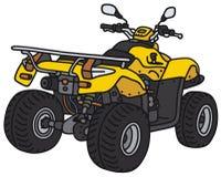 All terrain vehicle Royalty Free Stock Photo