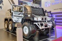 All-terrain vehicle KRECHET royalty free stock photography