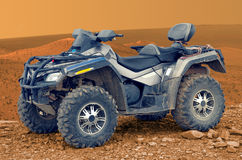 All-terrain vehicle Stock Photography