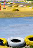 All Terrain Vehicle Race Track Stock Images