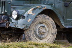 All-terrain vehicle, UAZ Stock Images