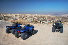 All-terrain-vehicles Stock Images