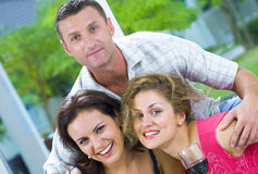 All together Royalty Free Stock Photo
