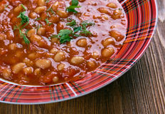 All'uccelletto de Fagioli Image stock
