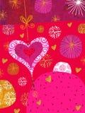 All'un amore di I royalty illustrazione gratis