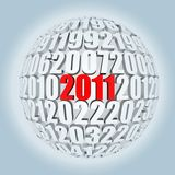 All the year round Stock Images