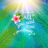 All You Need is Love Concept Royalty Free Stock Photos
