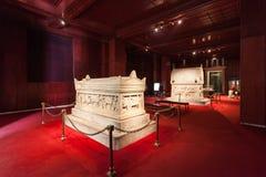 1908 alla eras för konstruktion för arkeologibyggandecivilisationer bildar grekiska historiehus istanbul miljon museum som neo ob Royaltyfri Bild