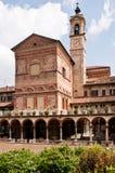 Alla Fontana de Santa Maria dos di de Chiesa em Milão Imagem de Stock Royalty Free