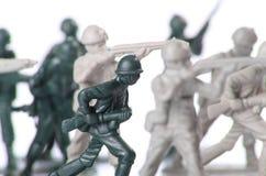 Alla guerra Immagini Stock Libere da Diritti