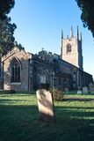 Alla helgon kyrka, England royaltyfri bild