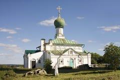 Alla helgon kyrktar den Danilov kloster i Pereslavl Zalessky Royaltyfri Bild