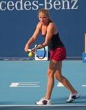 alla kudryavtseva gracza Rus tenis obraz stock