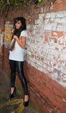 alla moda femminile asiatico immagine stock