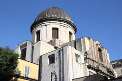 Alla Pietrasanta de Santa Maria Maggiore dos di de Chiesa Fotografia de Stock Royalty Free