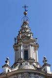 Alla Sapienza, Roman Catholic Church di Sant Ivo dettaglio fotografia stock
