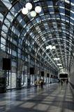 Alla stazione w/Paths del sindacato Fotografia Stock Libera da Diritti