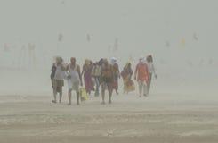 Allahabad: Kumar verma Prabhat Στοκ Εικόνες