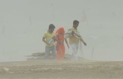 Allahabad : Verma kumar de Prabhat Photo libre de droits