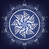 ALLAHU AKBAR. Islamic calligraphy and art work of Stock Image