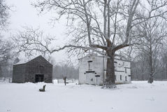 Allaire Snow Stock Images