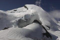 allalinhorn góra Obrazy Royalty Free