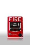 Allarme antincendio Immagini Stock