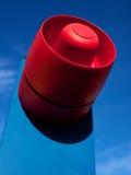 Allarme antincendio in porticciolo Fotografie Stock Libere da Diritti