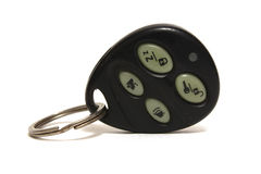 Allarme dell'automobile di Keychain Fotografia Stock Libera da Diritti