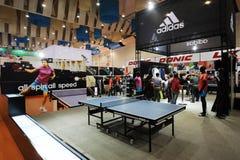 Alle Adidas stehen, spinnen alle Drehzahl Lizenzfreie Stockfotografie