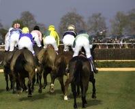 Alle corse Fotografie Stock