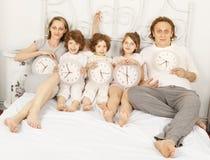 Alle Familie zusammen Lizenzfreie Stockfotografie