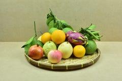 Alle Frucht stockfotos